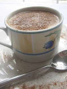 Traditional South African recipe for Melk kos
