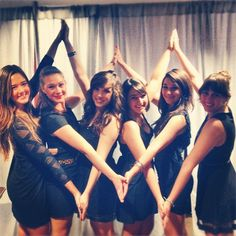 I love randomly finding pictures of my sisters on pinterest :)  Eta Phi <3