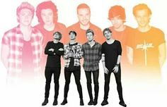 One Direction  5 Seconds Of Summer  Real Bands