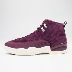 Air Jordan 12 Retro (Bordeaux) - 1$90 Men's and $140 Kids