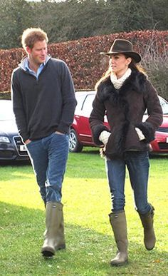 kate and her brother-in-law!