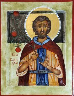 St. Euphrosynos by Colette Kalvesmaki