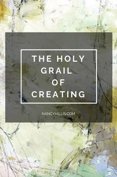 The Holy Grail of Creating