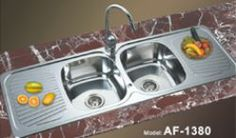 Stainless Steel Kitchen Sink Cabinet | Note: Does not include sink ...