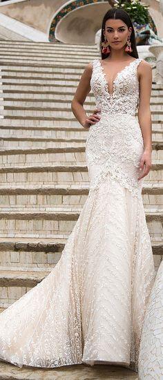 Milla Nova Bridal 2017 Wedding Dresses briana / http://www.deerpearlflowers.com/milla-nova-2017-wedding-dresses/2/