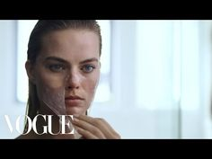 Margot Robbie Channels AMERICAN PSYCHO In New Morning Routine Video | Swiftfilm