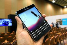 BlackBerry's Passport for AT&T isn't quite so square