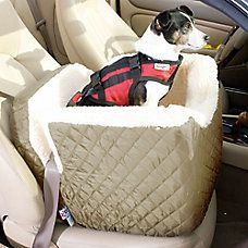 Snoozer Lookout Car Dog Seat