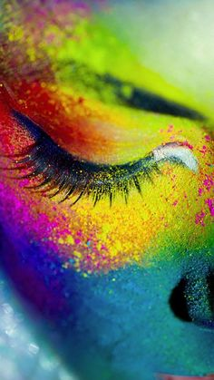 Search free face Ringtones and Wallpapers on Zedge and personalize your phone to suit you. Salon Art, Photoshop, Eye Art, Art Journal Inspiration, Color Of Life, Portrait Art, Portraits, Simple Art, Urban Art
