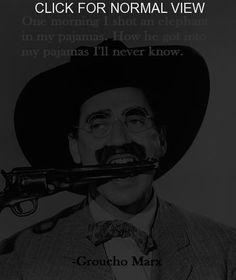 Groucho Marx quote #6