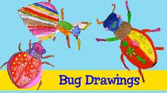 Drawing For Kids Teaching Grades Art Projects 25 Trendy Ideas Bugs Drawing, Drawing For Kids, Art For Kids, Art Education Lessons, Art Lessons Elementary, First Grade Art, Deep Space Sparkle, Bug Art, Insect Art