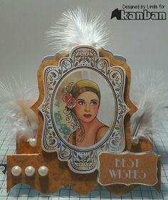 Kanban Cards, Art Deco Cards, Hunky Dory, Step Cards, Vintage Cards, Different Styles, Make Your Own, Festive, Projects To Try