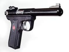 One of the funnest guns you can buy: ruger mark III 22/45 .22 lr #guns