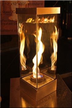 indoor fire features | ... fire pits. Commonly known as fire crystals fire stones fireglass