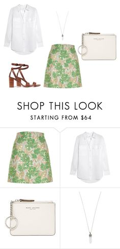 """""""Feshion #6"""" by thamiris-7 on Polyvore featuring moda, River Island, Equipment, Marc Jacobs e Vince"""