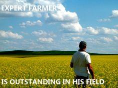 expert farmer