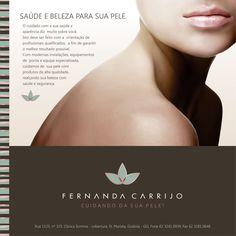 Email MKT de apresentação - Dra. Fernanda Carrijo designer: Priscila Áquila