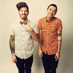 Pretty much want to marry Tyler. Mmm. Twenty One Pilots