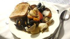 [Miam] Cotriade de poissons ou kaoteriad en breton signifie  « contenu d'une marmite » - Les food'amour @LesFoodAmour1