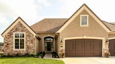 Hardie Board Siding Is Timber Bark Gables Are Monterey Taupe And Trim Is Navajo Beige For The