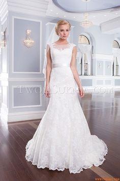 Vestidos de noiva Lillian West 6305 2014