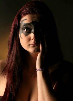 Self portrait | Batgirl | •Keeley Bourton Photography•