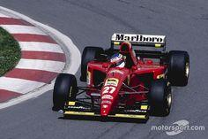 Mclaren Mercedes, Ferrari F1, Gerhard Berger, Canadian Grand Prix, Gilles Villeneuve, Montreal Quebec, World Championship, Gloss Matte, Formula 1