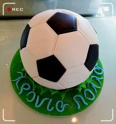 Soccer boy's cake!!!