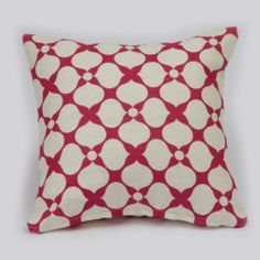 Holly's Second Cousin - Twice Removed Pillow