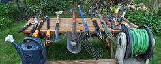 Spring into gardening by prepping your tools Happy first day of spring! We know you've been counting the days until that fluffy white stuff melts away so you can plunge your hands into the dirt, but until then, there are plenty of chores you can get started on to kick off gardening season. Remember those …