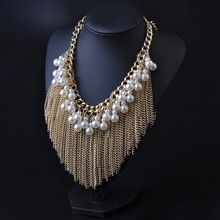 collares de perlas largos paso a paso - Buscar con Google                                                                                                                                                      Más