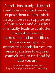 As long as you stay with them you remain their scapegoat and emotional prisoner, expected to take care of their emotional state.