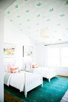 A Dozen Girls' Rooms