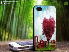 Paramore Love Tree Design For iPhone 5 / 4 / 4S  by SidePucket, $15.89