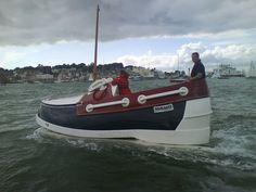 The Sebago Boat Shoe Boat