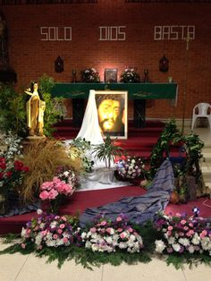 Fiesta sta Teresa en San José de la Montaña 2014