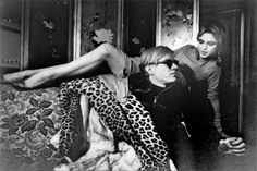 With her signature leopard coat, Edie Sedgwick was the poster girl for New York's ultra cool Sixties art scene.