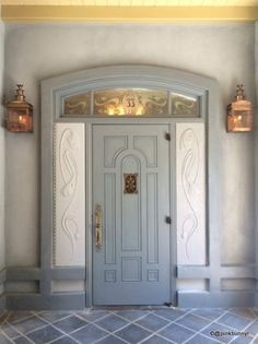 Dining in #Disneyland: Dinner at the Newly Renovated Club 33