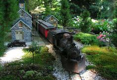 Maine garden railway society