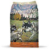 Taste of The Wild Grain Free High Protein Dry Dog Food High Prairie Puppy - Venison & Bison - Pets Free Puppies, Best Puppies, Chihuahua Puppies, Best Dogs, Best Puppy Food, Wet Dog Food, Cat Food, Dog Food Brands, Gatos