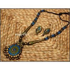 TERRACOTTA JEWLLERY - Online Shopping for Necklaces by Prakrithi - Online Shopping for Necklaces by Prakrithi - Online Shopping for Necklaces by Prakrithi - Online Shopping for Necklaces by Prakrithi - Online Shopping for Necklaces by Prakrithi - Online S