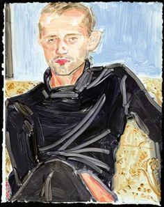Elizabeth Peyton Elizabeth Peyton, Eddie Martinez, Artful Dodger, Richard Diebenkorn, Paintings I Love, Art Graphique, Portraits, Life Drawing, Art Plastique