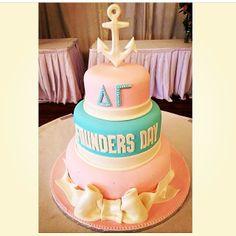Founders Day cake! Looks AMAZING!