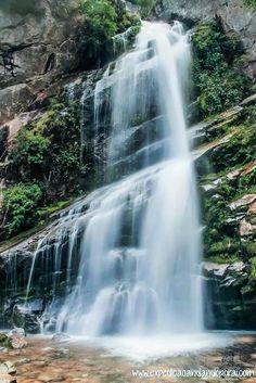 Cachoeira Véu da Noiva, Petrópolis, RJ