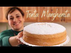 TORTA MARGHERITA - Ricetta Facile Senza Farina e Senza Burro - YouTube Christmas Desserts, Christmas Time, Bolo Youtube, Italian Cake, Something Sweet, Food And Drink, Thanksgiving, Gluten Free, Sweets
