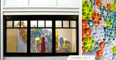 summer retail window ideas | Anthropologie Summer 2011 window display another ... | For the Home