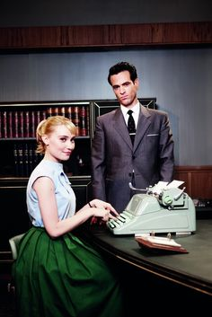 My favourite outfit from Populaire (starring Deborah Francois)