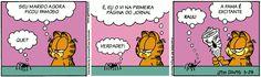 Julho 2006 | Tirinhas do Garfield