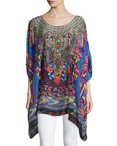 Tapestry of Time Embellished Caftan by Camilla