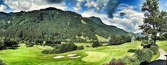 Golf Eichenheim - Grand Tirolia Kitzbühel Golf & Spa Resort in Kitzbühel, Austria.  www.grand-tirolia.com 😱🍾⛰ Golf Courses, Wanderlust, Spa, Summer, Travel, Summer Time, Viajes, Destinations, Traveling